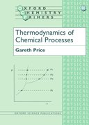 Cover for Thermodynamics of Chemical Processes