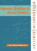 Cover for Beginning Calculations in Physical Chemistry