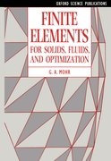 Cover for Finite Elements for Solids, Fluids, and Optimization
