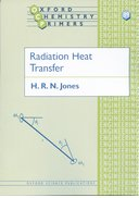 Cover for Radiation Heat Transfer