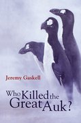 Cover for Who Killed the Great Auk?