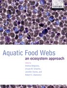 Cover for Aquatic Food Webs