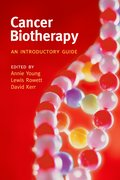 Cover for Cancer biotherapy