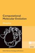 Cover for Computational Molecular Evolution