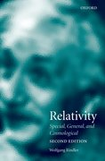 Cover for Relativity