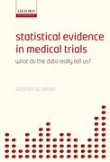Cover for Statistical Evidence in Medical Trials