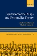 Cover for Quasiconformal Maps and Teichmüller Theory