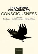 Cover for The Oxford Companion to Consciousness