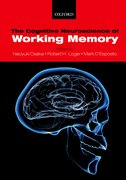 Cover for The Cognitive Neuroscience of Working Memory