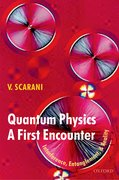 Cover for Quantum Physics: A First Encounter