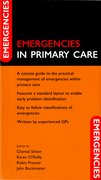 Cover for Emergencies in Primary Care
