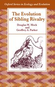 Cover for The Evolution of Sibling Rivalry