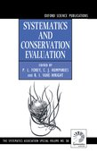 Cover for Systematics and Conservation Evaluation