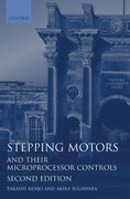 Cover for Stepping Motors and their Microprocessor Controls