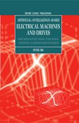 Cover for Artificial-Intelligence-based Electrical Machines and Drives