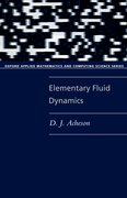 Cover for Elementary Fluid Dynamics