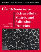 Cover for Guidebook to the Extracellular Matrix and Adhesion Proteins