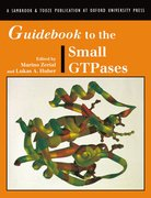 Cover for Guidebook to the Small GTPases