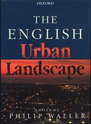Cover for The English Urban Landscape
