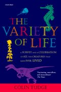 Cover for The Variety of Life
