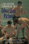 Cover for The Oxford Companion to Edwardian Fiction