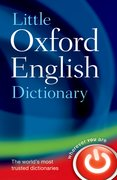 Cover for Little Oxford English Dictionary