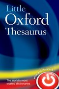 Cover for Little Oxford Thesaurus