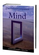 Cover for The Oxford Companion to the Mind