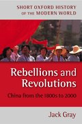Cover for Rebellions and Revolutions