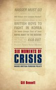 Cover for Six Moments of Crisis