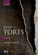 Cover for Street on Torts