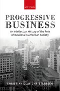 Cover for Progressive Business