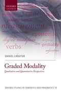 Cover for Graded Modality - 9780198701354