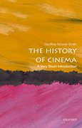 Cover for The History of Cinema: A Very Short Introduction