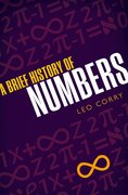Cover for A Brief History of Numbers