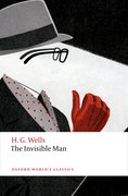 Cover for The Invisible Man