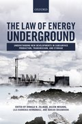 Cover for The Law of Energy Underground