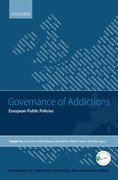Cover for Governance of Addictions