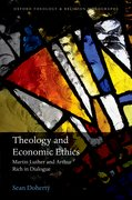 Cover for Theology and Economic Ethics