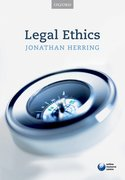 Cover for Legal Ethics