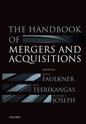 Cover for The Handbook of Mergers and Acquisitions