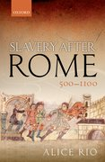 Cover for Slavery After Rome, 500-1100