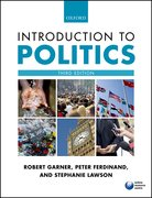 Cover for Introduction to Politics