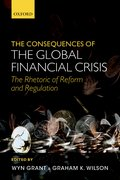 Cover for The Consequences of the Global Financial Crisis