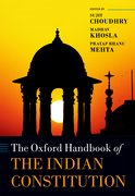 Cover for The Oxford Handbook of the Indian Constitution