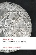 Cover for The First Men in the Moon - 9780198705048