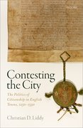 Cover for Contesting the City