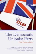 Cover for The Democratic Unionist Party