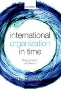 Cover for International Organization in Time