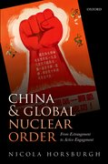 Cover for China and Global Nuclear Order